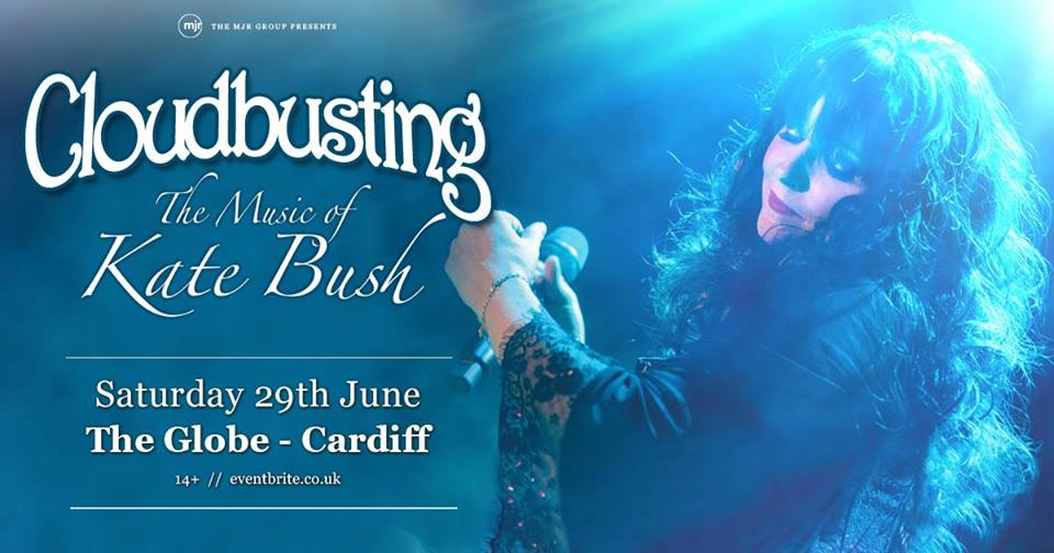 Cloudbusting - The Music of Kate Bush - The Globe Cardiff